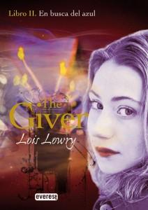 The giver 2 El busca del azul